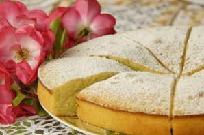 Бисквит Лимонный.