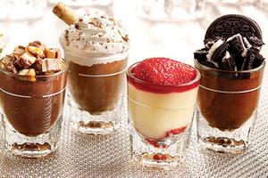 Вкусные десерты рецепты.