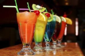 Безалкогольные коктейли.